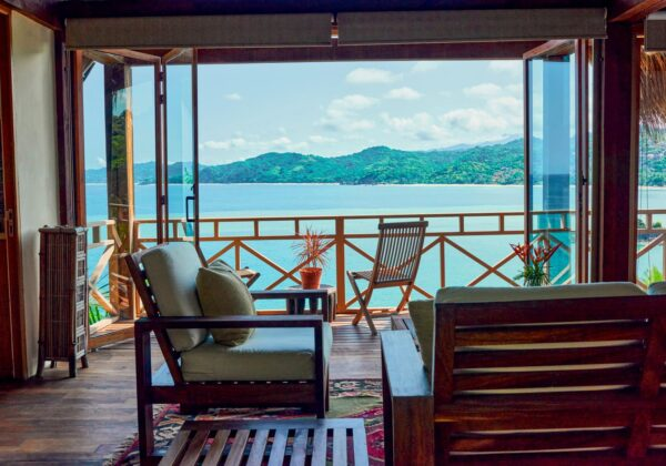 Best Couples Vacation Spots - Lunas is Located on The Hillside Overlooking the city of Sayulita
