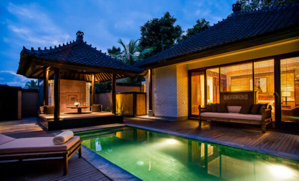 The Best Bali Hotels in Indonesia - Tanah Gajah is Formerly Known As The Chedi Club Ubud