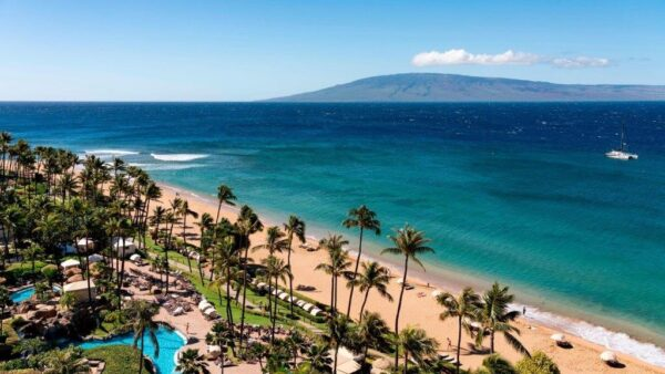 Unique Places to Visit For Tourists - The Westin Maui Resort & Spa, Ka'anapali is A Splendid Resort With Several Pools