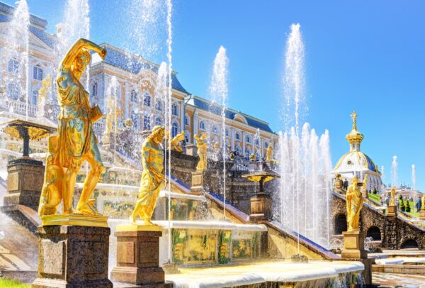 Best Hotels in St. Petersburg