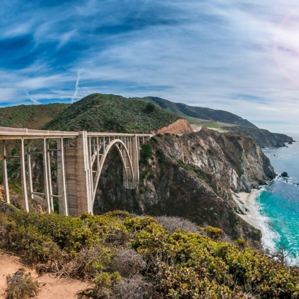Best Roads in The World - California 1 is An American Dream Motorway With Beautiful Scenery