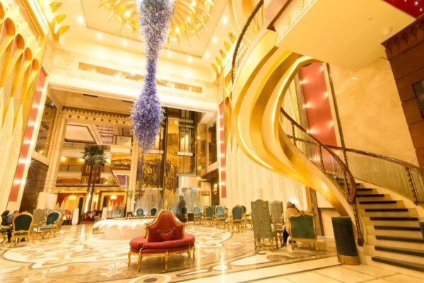 Best Hotels in Mashhad - Darvishi Hotel is One of Great And Magnificent Mashahd hotels Near Haram of Imam Reza