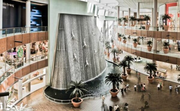 The Largest Shopping Malls in The World - Dubai Mall