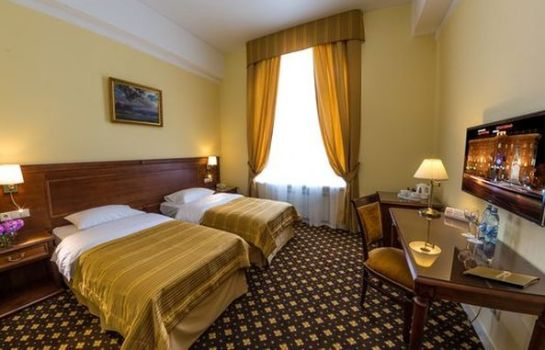 Travel Guide Russia - Hotel Gold is One of Most Affordable Residencies in This City