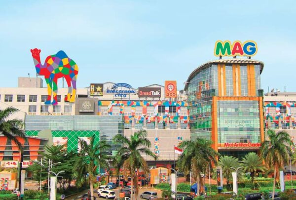 Tourist Travel Guide - Mal Artha Gading is Located in Jakarta City in Indonesia