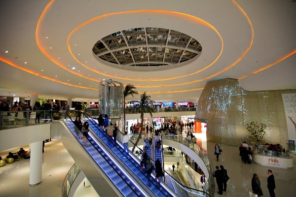 The Largest Shopping Malls in The World - Morocco Mall is Africa's Largest Shopping Center