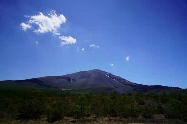 5 Most Famous Volcanoes in Japan - Mount Asama is Located in Japan's Island of Honshū