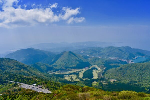 Travel Guide Japan - Mount Unzen is Located Near The Town of Shimabara on Kyushu Island