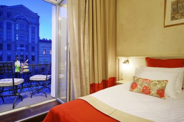 Best Hotels in St Petersburg - Pushka Inn Hotel is Located Near The Hermitage Museum
