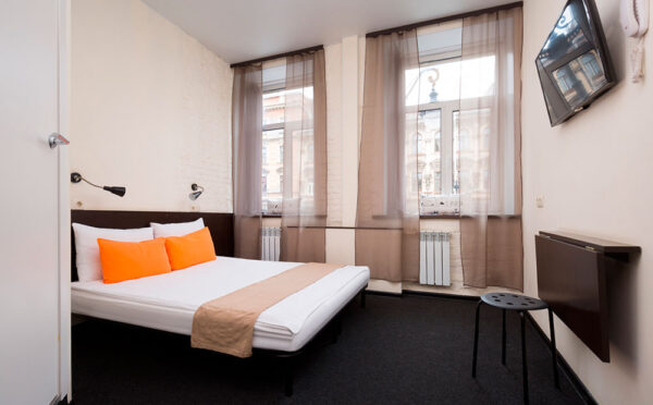 Best Hotels in St Petersburg - Station Hotel M19 Hotel is Located At Ul Marata