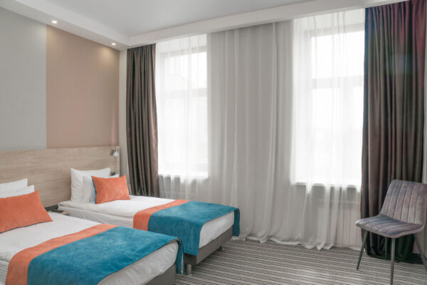 Travel Guide Russia - Station Hotel Premier V18 is Part of Station Hotels Complex