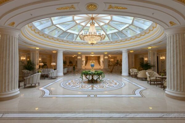 Best Hotels in St Petersburg - The State Hermitage Museum Official Hotel is A Short Distance From Nofsky Avenue