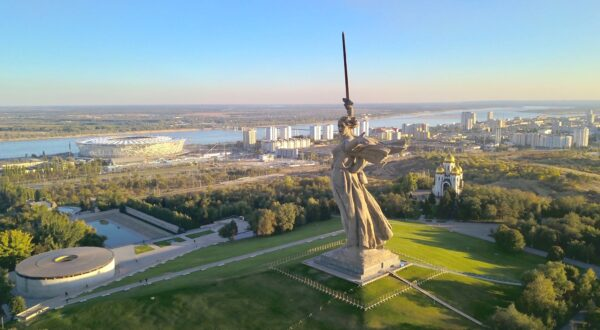 Top Hotels in Volgograd, Russia