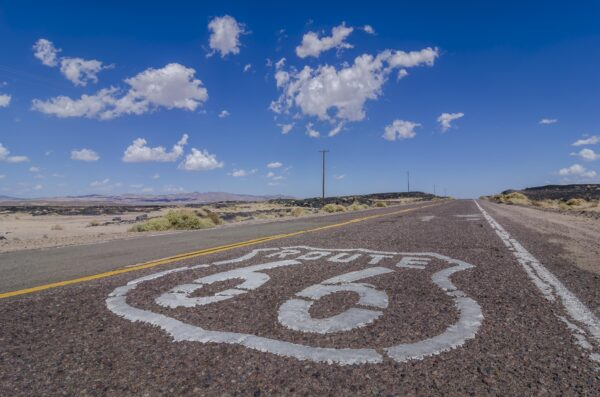The Most Beautiful Roads in The World - U.S. Route 66 is Also Known As Mother Road