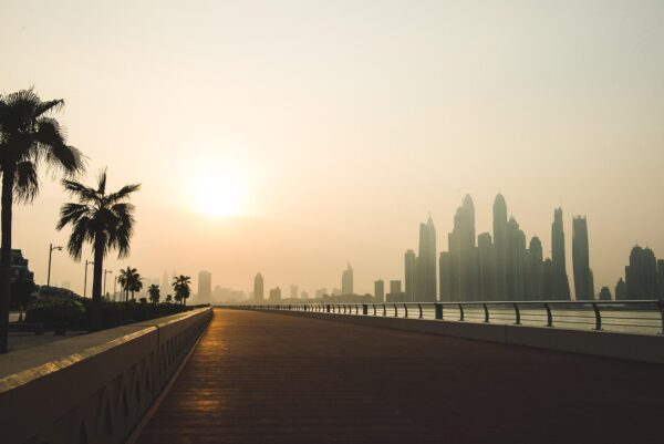 Trip Dubai Information - Weather in Summer Here Has High Humidity And Heat