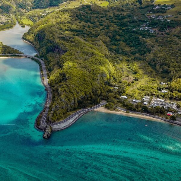 Adventure Travel For Tourists - Baie du Cap is in South of Mauritius Between Le Morne And Bel Ombre