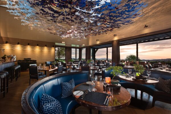 Tourist Travel Tips - Delaire Graff Restaurant is A Jewel That Shines in South Africa