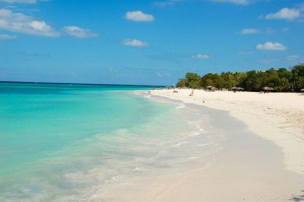 Places in Cuba - Guardalavaca is Located in Province of Holguin And it is Lush And Quiet
