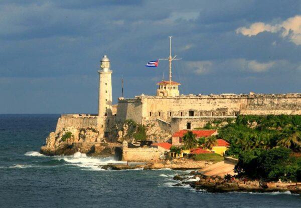 Cuba Tourist Attractions - Parque Historico Militar is Famous As Castillo de los Tres Reyes del Morro and Fortaleza de San Carlos de la Cabana
