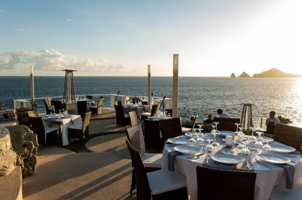 The Most Beautiful Restaurants in The World - Sunset Monalisa Has Breathtaking Sscenery of The Sea
