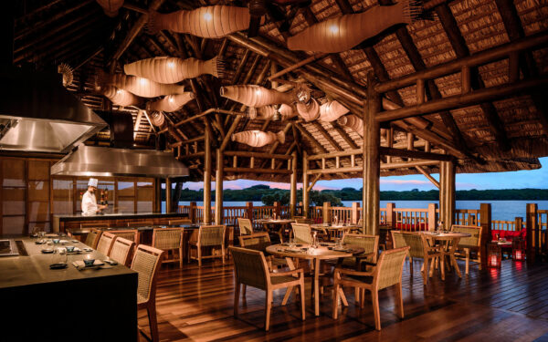 Tourist Travel Tips - Tapasake Restaurant is Located in A First Class Hotel in The Maldives