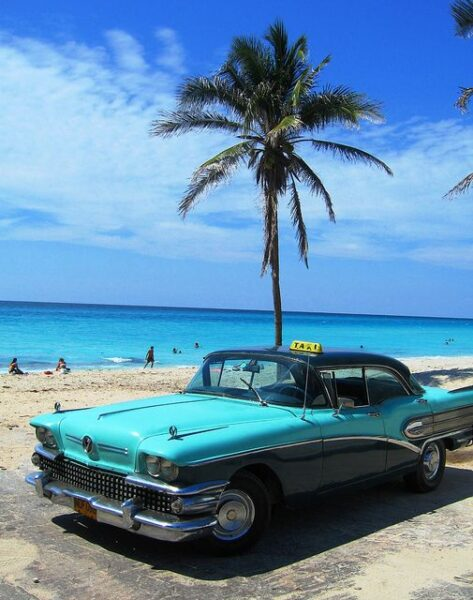 Places in Cuba - Varadero is A White Sandy Beach That Connects Peninsula de Hicacos to Mainland