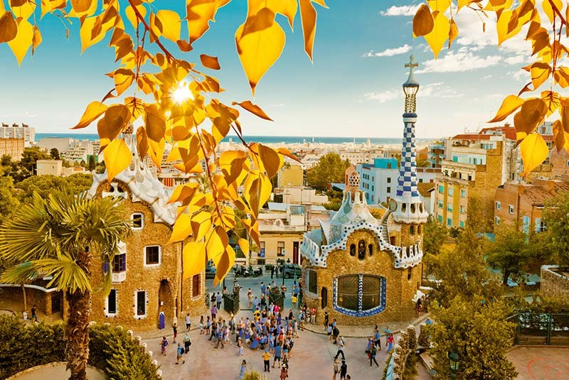Must See European Cities For Tourists - Barcelona is A City on The Fringes of The Mediterranean