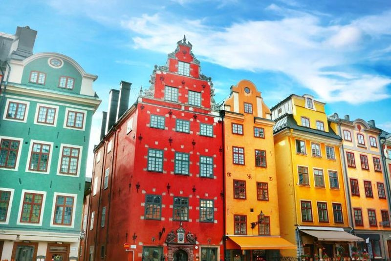 Spectacular Attractions For Travelers - Stockholm is Full of Things That Excite Children