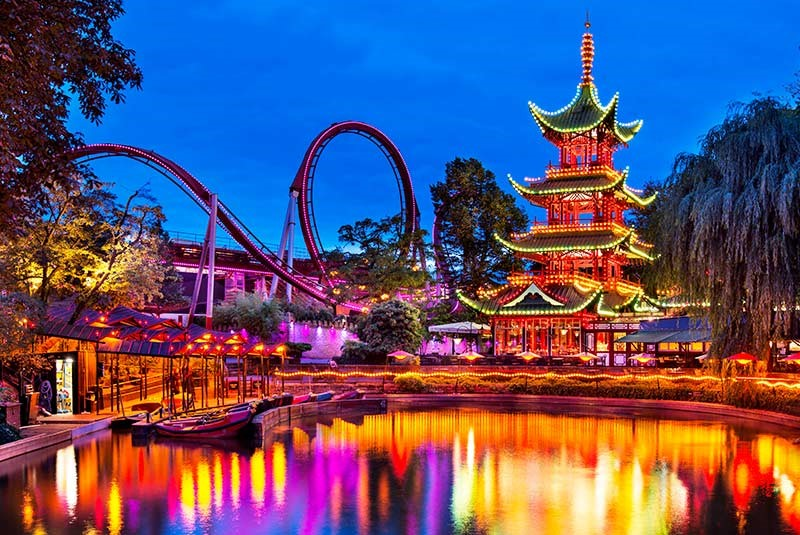 Spectacular Attractions For Travelers - Copenhagen Provides Great Amusement Parks