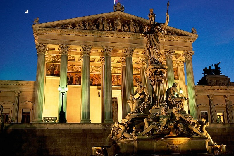 Spectacular Attractions For Travelers - Vienna is The Best City for A Small Family Visit