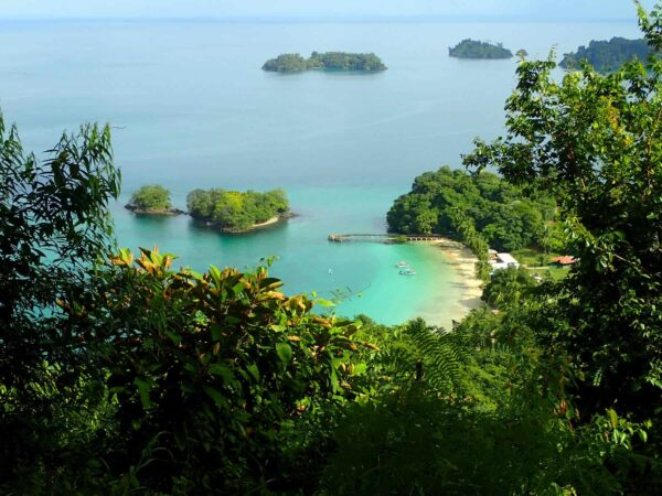 Travel Guide South America - Coiba Island is Located in The Province of Veraguas