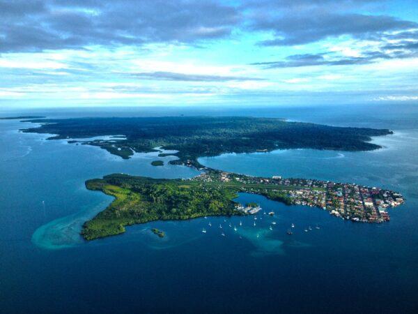 Travel Guide South America - Colón Island Offers Finca Los Monos Botanical Garden