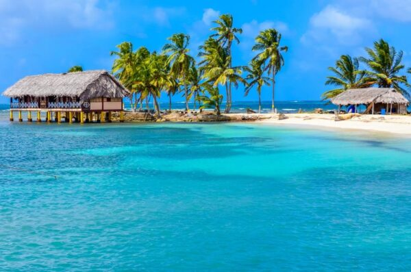 San Blas Islands is Made up of Over 300 Islands - The Most Beautiful Islands in Panama