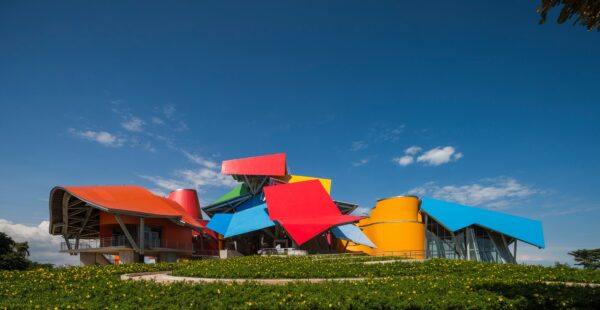 Best Museums in The World - Biomuseo Includes Marine Plants And Native Animals