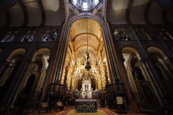 What to Do in Chile For Tourists - Cathedral of Santiago de Compostela is A Major Cathedral