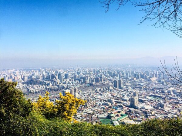 What to Do in Chile For Tourists - Cerro San Cristobal Hill Was Named St. Christopher