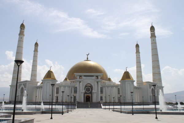 The 10 Most Beautiful Mosques in The World - Ertugrul Gazi Mosque is Built by the Qatari Government