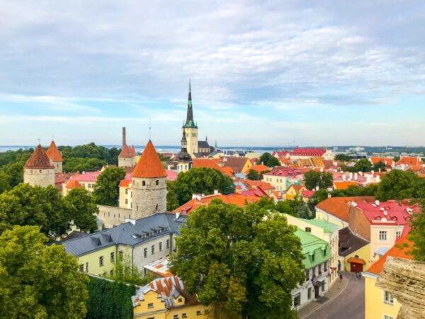 Affordable Travel Guide - Estonia Has A lot of Lush Forests And Beautiful Houses