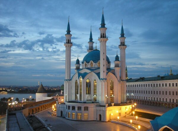 Monuments You Must See - Kul Sharif Mosque is Located in Russia in The Kazan City