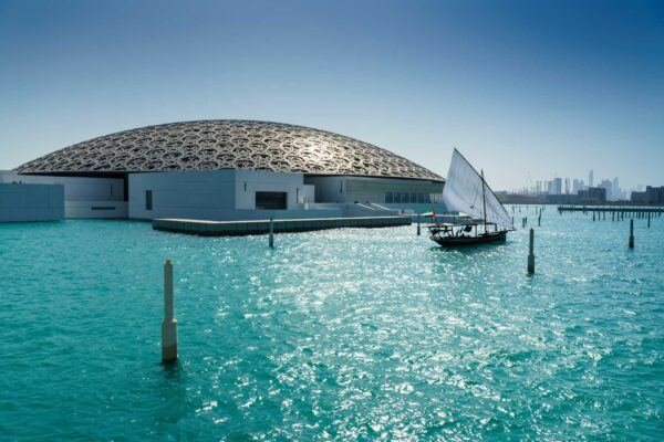 Louvre Abu Dhabi - The World's Top Museums is in UAE And is Open Since 2017