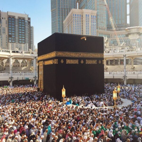 The 10 Most Beautiful Mosques in The World - Masjid al-Haram is The Most Important Shrine in Islam