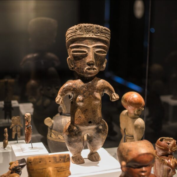 Santiago City Attractions - Museo Chileno de Arte Precolombino Holds Artworks From Chile