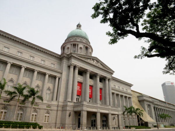 The World's Top Museums - National Gallery of Singapore Hosts The Creative Works of Singapore Artists