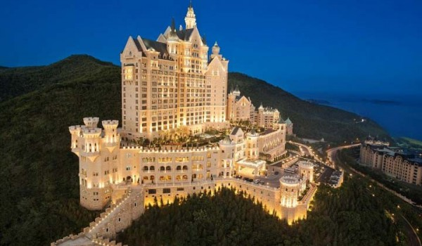 The most magnificent hotels in the world