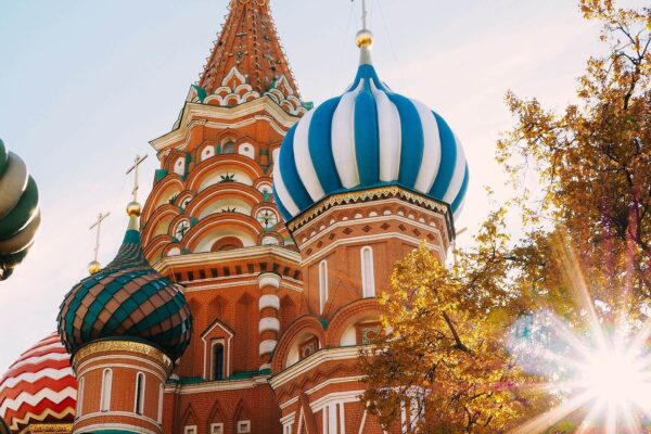 Russia is The Largest Country in The World - Adventure Bucket List For Tourists