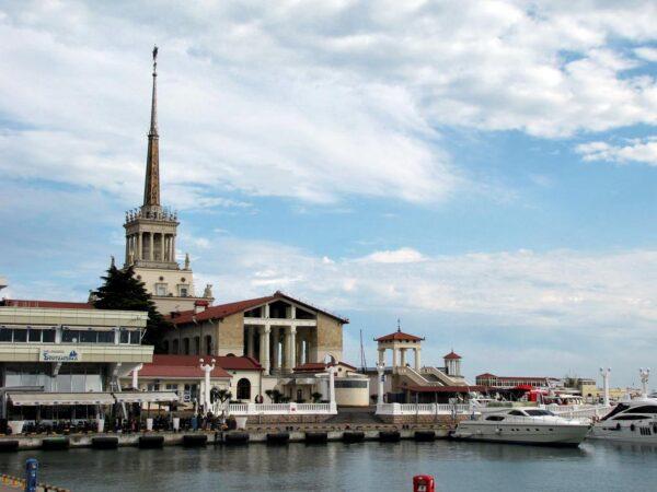 Adventure Travel - Sochi is A Destination For Winter Sports in The Great Black Sea