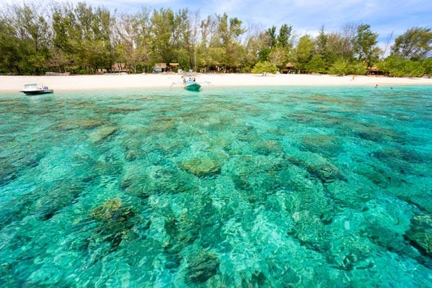Gili Meno - the most beautiful island in Bali