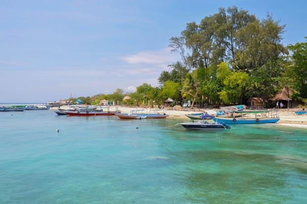 Gili Trawangan - the most beautiful island in Bali