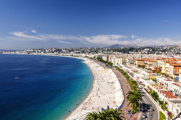 Nice - A sight in France
