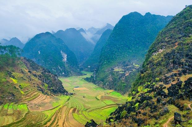 Sights of North Vietnam